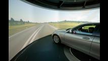 Mercedes Driving Simulation Center