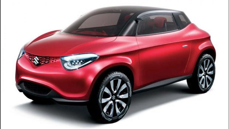 Suzuki, quattro concept per Tokyo
