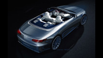 Mercedes Classe S Cabriolet, primo disegno