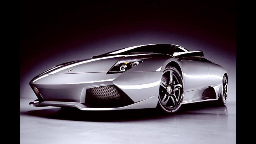 Lamborghini Murciélago: Nachfolger mit noch mehr Power