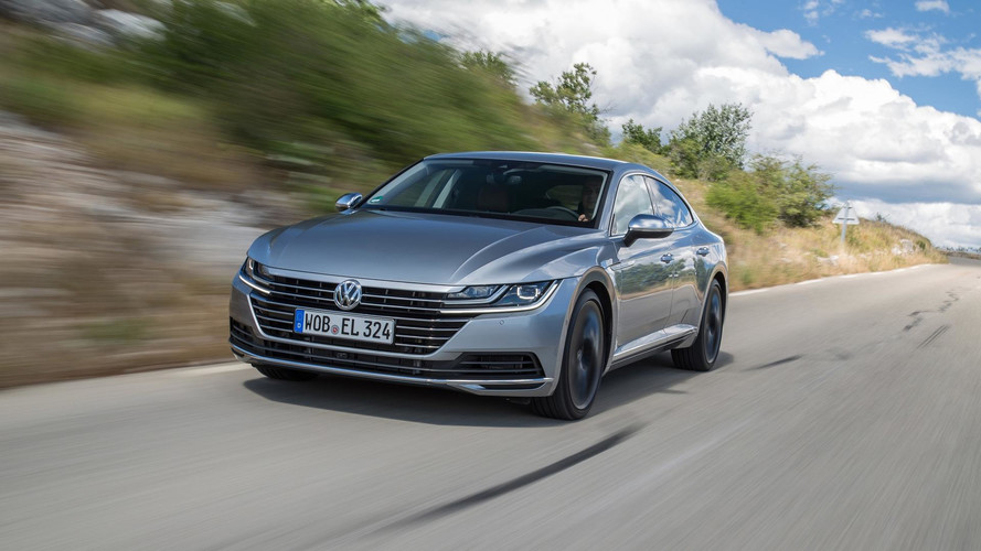 VW Arteon Heading To 2018 Chicago Auto Show