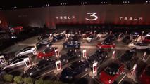 2018 Tesla Model 3 debut event