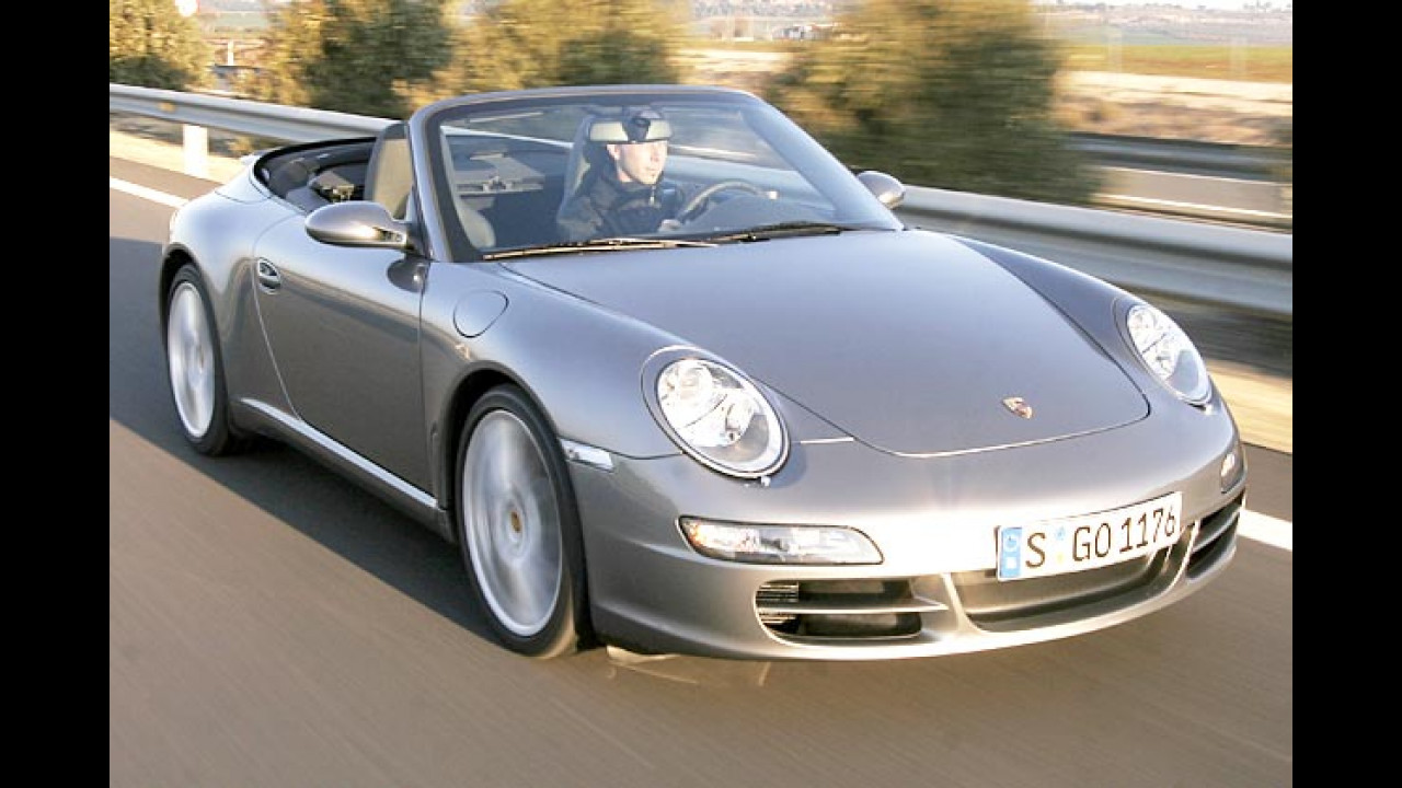 Hut ab, Porsche!