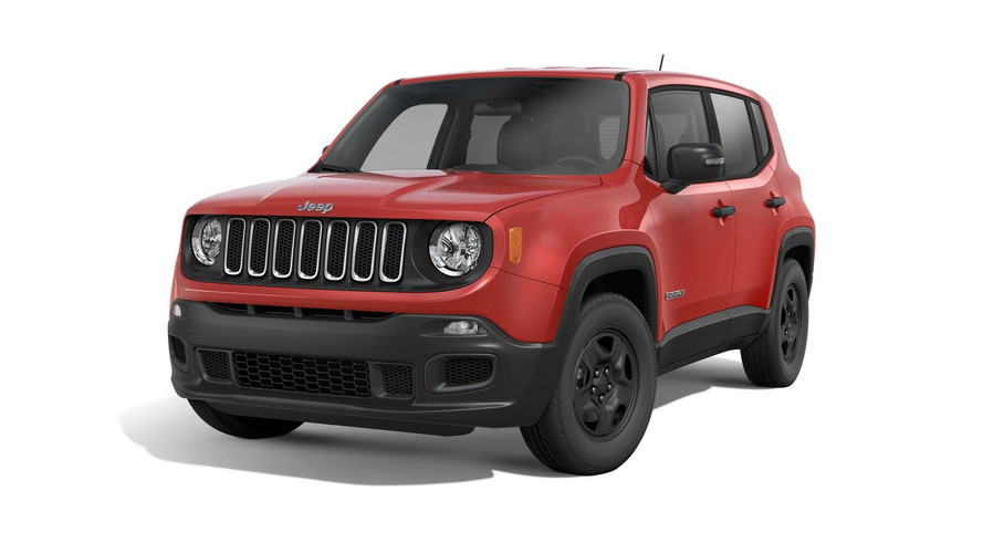 Jeep Renegade 1.8 (PCD)