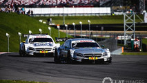 Mercedes DTM Race