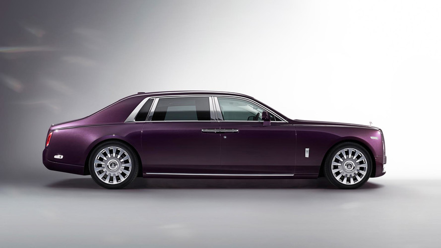 2018 Rolls-Royce Phantom Revealed