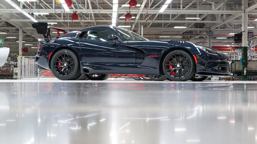 Dodge Viper üretimi - Conner Avenue Assembly