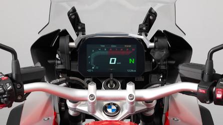 BMW Motorrad apresenta sistema multimídia Connected Ride