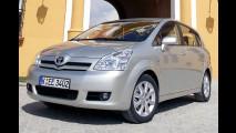 Fünf Sterne: Toyota Corolla Verso