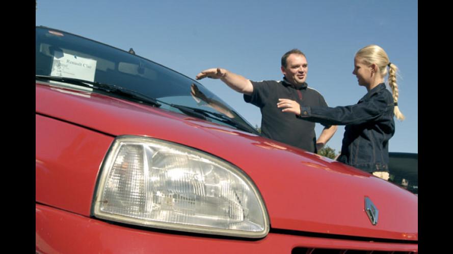 Gebrauchtwagenkauf: Nicht auf dubiose Tricks hereinfallen