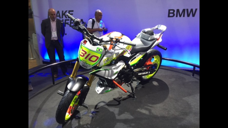 Salão Duas Rodas: BMW faz estreia mundial da G310, naked compacta da marca