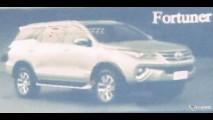 Novo Toyota SW4 será apresentado em julho, afirma site