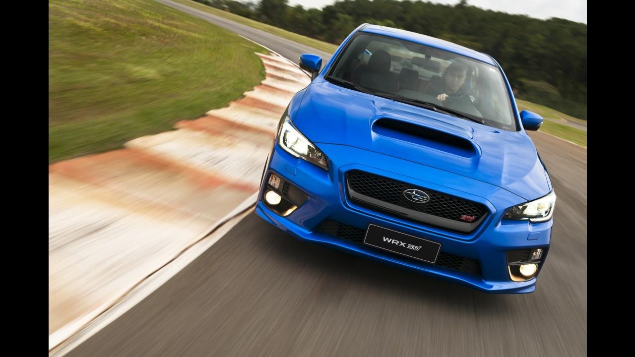 Subaru já produziu 15 milhões (!) de carros com tração integral
