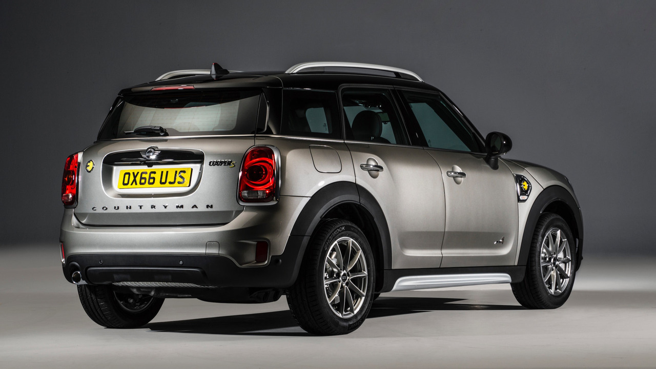 second gen 2017 mini countryman unveiled. Black Bedroom Furniture Sets. Home Design Ideas