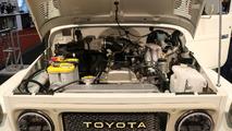 1982 Toyota FJ43 Restomod SEMA Live
