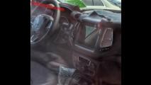 Flagra! Este é o painel do novo Jeep Compass 2017, próximo SUV nacional