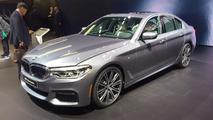 Novo BMW Serie 5 Sedan - Detroit