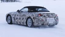 2018 BMW Z5 spy photo