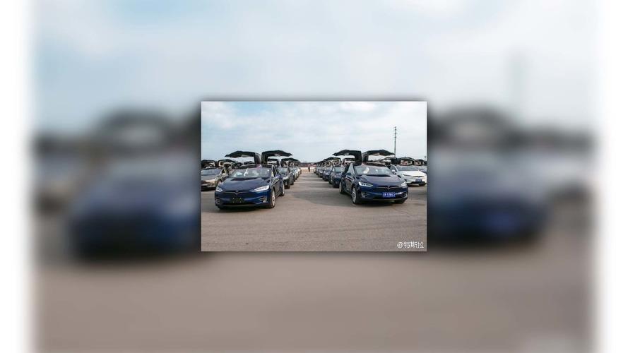 Çin'de Tesla Etkinliği