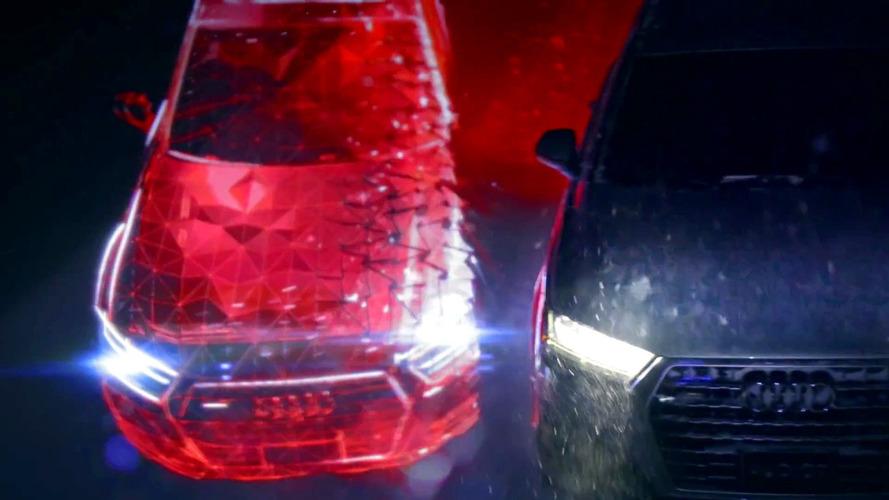 Bu Audi Q7 reklamında hiçbir özel efekt olmadığına inanmak zor