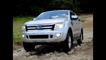 Ford Ranger é oferecida com condições especiais de financiamento