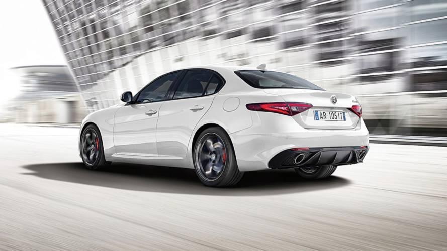 Alfa Romeo Giulia Sport Edition