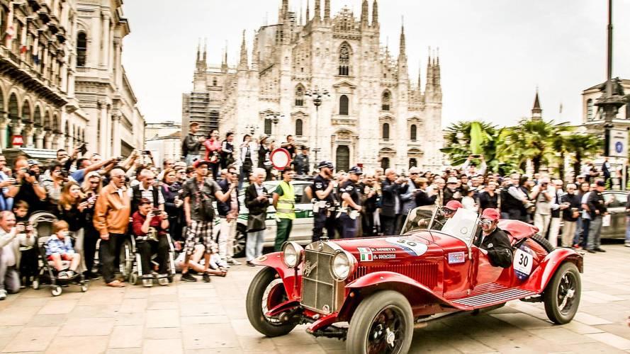 Mille Miglia 2018 - La vittoria di Alfa Romeo