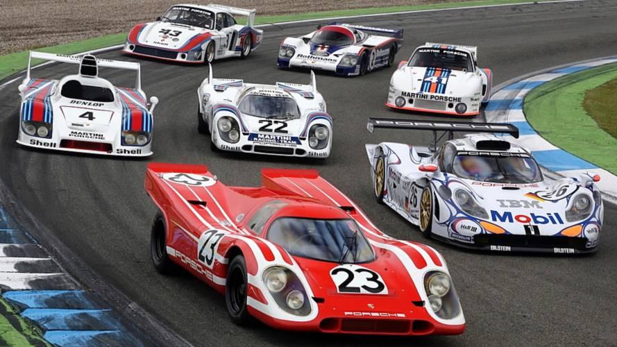 Porsche y las 24 Horas de Le Mans: nuestras decoraciones favoritas