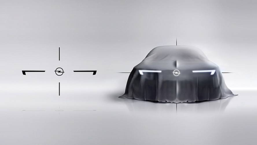 Opel hints at new design language