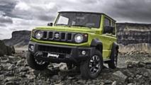 Suzuki Jimny (2019): Erste offizielle Bilder