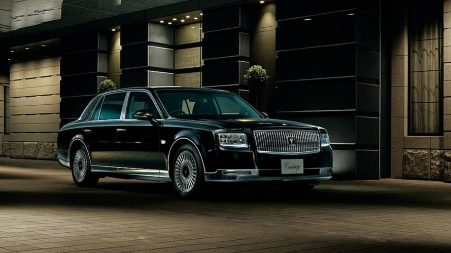 2018 Toyota Century Costs The Equivalent Of $178,183 In Japan