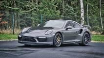 Porsche 911 Turbo S by Mansory