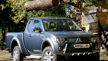 Mitsubishi L200 Warrier Club Cab
