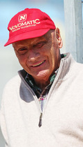 Niki Lauda (AUT), 20.02.2014, Bahrain Test One, Day Two, Sakhir / XPB