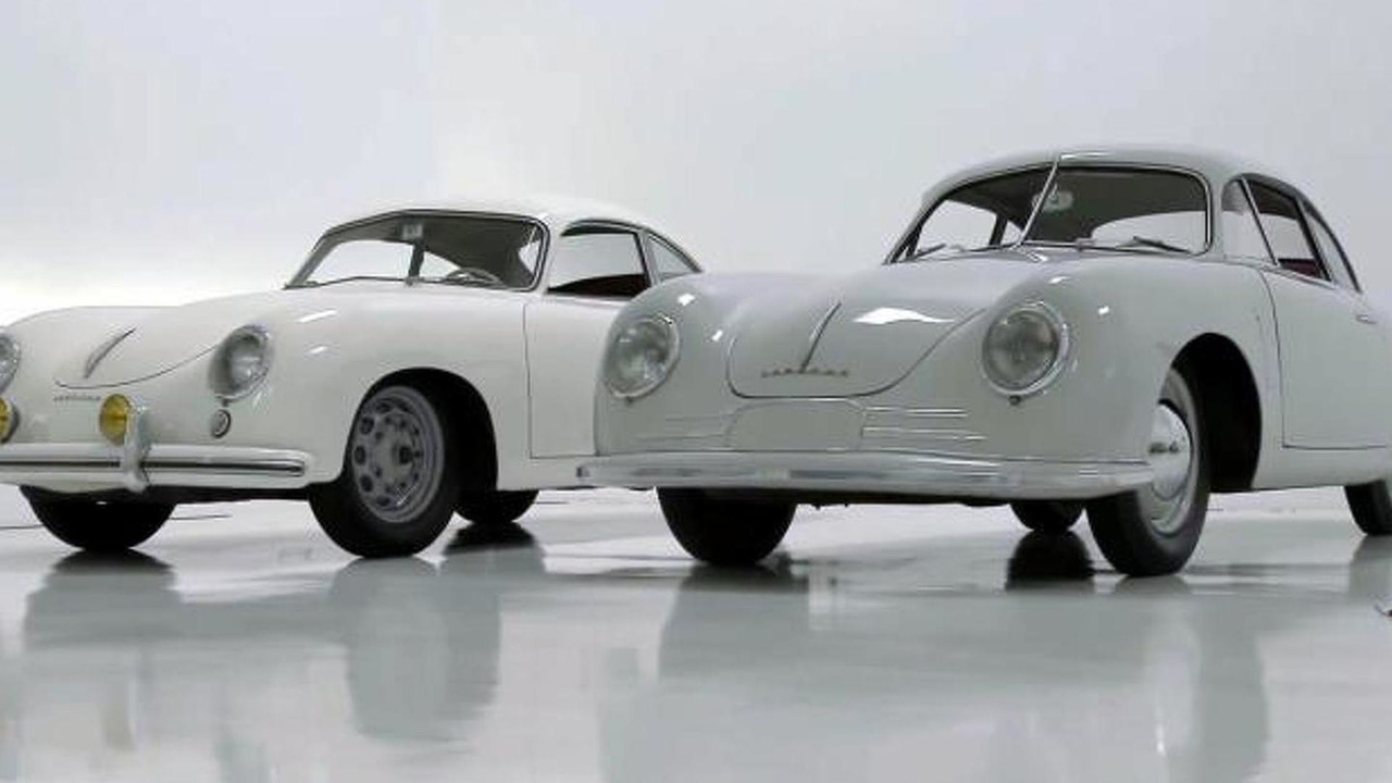 1949 Porsche Gmund Coupe video screenshot
