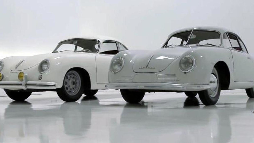 Discover the 1949 Porsche Gmund Coupe made in Austria [video]