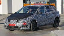 2014 Nissan Almera successor spy photo 27.11.2013
