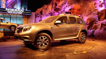 2013 Nissan Terrano launch 20.08.2013