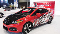 Honda Forza Civic Si Coupe