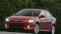 New European Mitsubishi Lancer sedan
