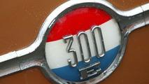 Classic Chrysler 300E Badge