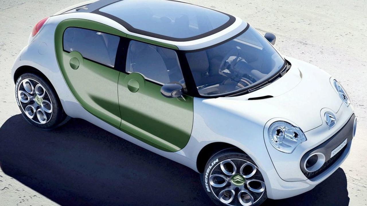 Citroën C-Cactus Concept