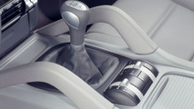Porsche Cayenne V6 Model six-speed shifter