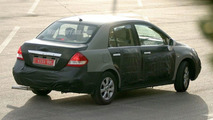 Spy Photos: More Nissan Almera Replacement