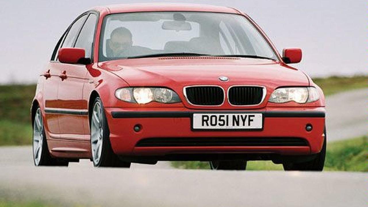 BMW 316i Saloon