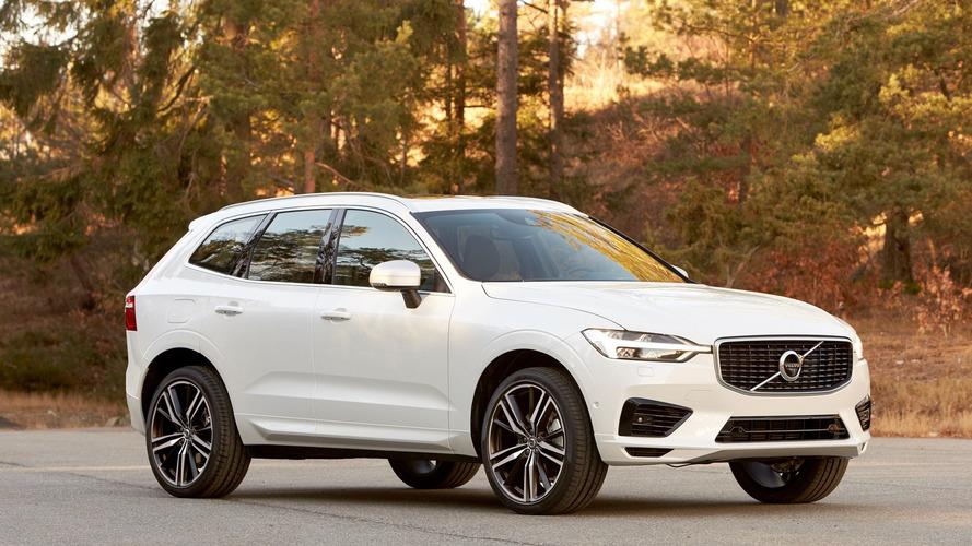 2018 Volvo XC60 resmi olarak tanıtıldı
