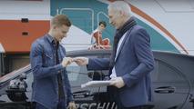 Mick Schumacher examen conducir