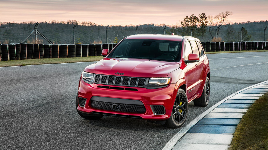 2018 Jeep Grand Cherokee Trackhawk: 707 HP, 0-60 in 3.5 Seconds