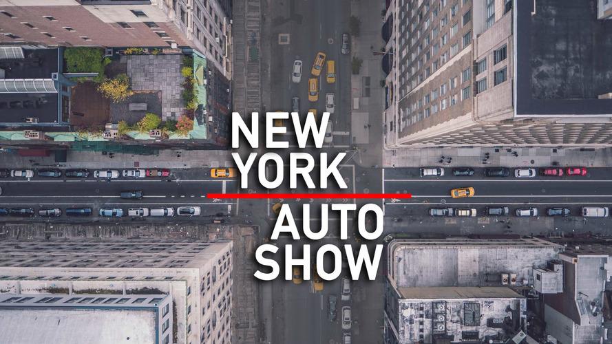2017 New York Otomobil Fuarı'nda başka kimler var?