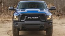 2017 Ram 1500 Rebel Blue Streak